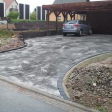 Landschaft baum gartengestaltung for Gartengestaltung hofeinfahrt